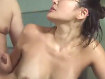 混浴+おばさん