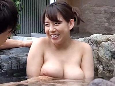 人妻 温泉