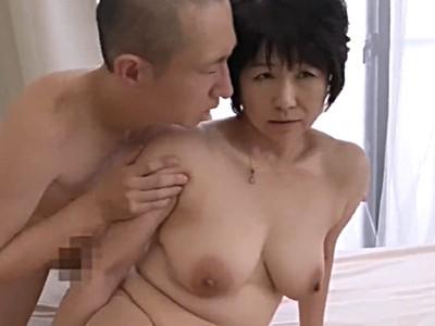 人妻 母子交尾